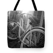 Bicycle In The Sun Tote Bag