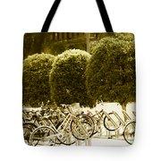 Bicycle Park 2 Tote Bag