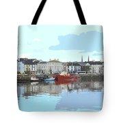 Bideford Quay North Devon Tote Bag
