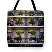 Bienville Tote Bag
