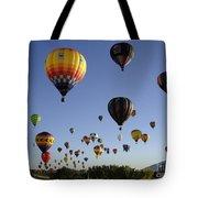 Big Balloons Tote Bag