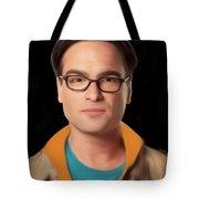 Big Bang Theory Leonard Tote Bag