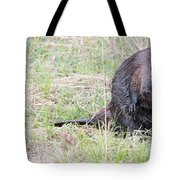 Big Beaver Tote Bag