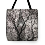 Big Ben From The Square Tote Bag