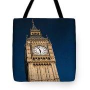 Big Ben, London Tote Bag
