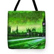 Big Ben London - Da Tote Bag