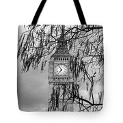Bw Big Ben London Tote Bag