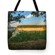 Big Bend Sunrise Letchworth Tote Bag
