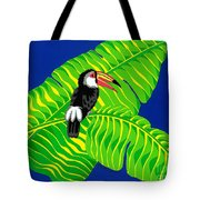 Big Billed Bird Tote Bag