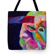 Big Boy Tote Bag by Tracy Miller