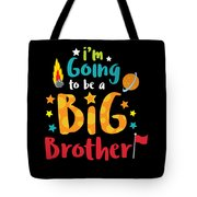Big Brother Space Theme Light Promotion Tote Bag