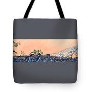 Big Bubba Iguana Tote Bag