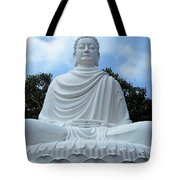 Big Buddha 4 Tote Bag