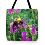 Big Bumblebee Tote Bag