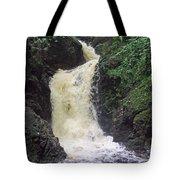 Big Burn Waterfall Tote Bag