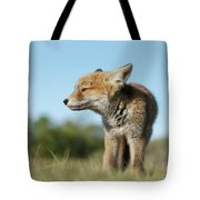 Big But Little Tote Bag