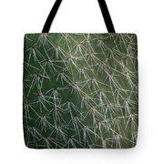 Big Cactus Pins. Close-up Tote Bag