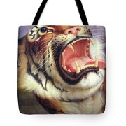 Big Cat Tote Bag