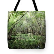 Big Cypress Preserve Tote Bag