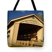 Big Darby Creek Covered Bridge Tote Bag