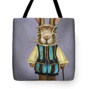 Big Ears 2 Tote Bag