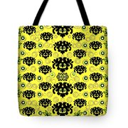 Big Eyes In The Wood Tote Bag