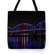 Big Four Bridge 2217 Tote Bag