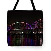 Big Four Bridge 2219 Tote Bag
