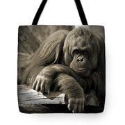 Big Hands II Tote Bag