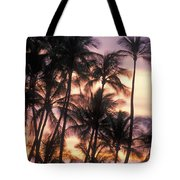 Big Island Palms Tote Bag