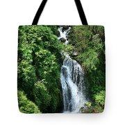 Big Island Waterfall Tote Bag