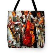 Big Jazz Tote Bag