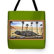 Big Lizard Tote Bag