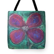 Big Love Poppy Tote Bag