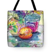 Big Marmalade Tote Bag