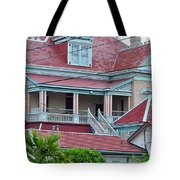 Big Money Moves Into Key West  Tote Bag