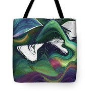 Big Mouth Tote Bag
