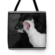 Big Mouth Pete Tote Bag