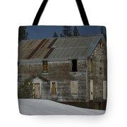 Big Old House Tote Bag