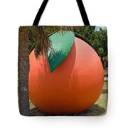 Big Orange At Melbourne On The East Coast Of Florida Tote Bag