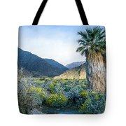 Big Palm Tote Bag