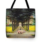 Big Pig - Pistoia -tuscany Tote Bag