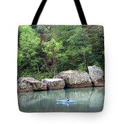 Big Piney Creek 1 Tote Bag by Marty Koch
