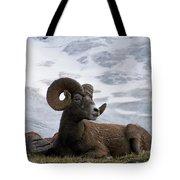 Big Ram Tote Bag