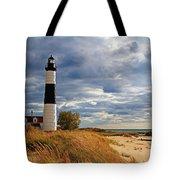 Big Sable Lighthouse #2 Tote Bag