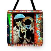 Big Sam's Voodoo Tote Bag