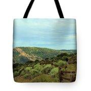 Big Skies Of Colorado Tote Bag
