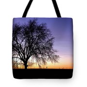 Big Sky - New Mexico Tote Bag