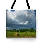 Big Sky-brief Shower Tote Bag