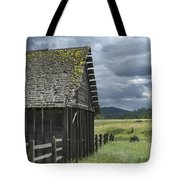 Big Sky Cabin Tote Bag